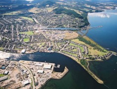 Beauly Firth and west Inverness and Aird