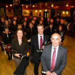 Pipe band launch
