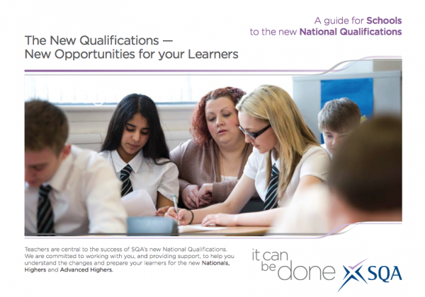 CFE Guide for Schools