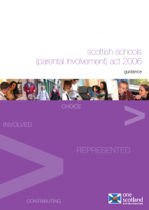 Parental Involvement Act
